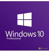 Microsoft Windows 10 Professional 32/64 Bit - (Product Key)