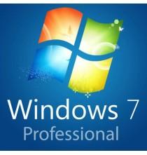 Microsoft Windows 7 Professional 32/64 Bit - (Product Key)