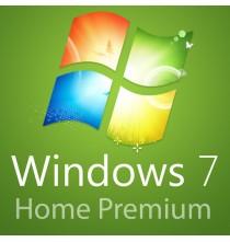 Microsoft Windows 7 Home & Premium 32/64 Bit - licenza Key