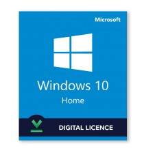 Microsoft Windows 10 Home 32/64 Bit Licenza Key
